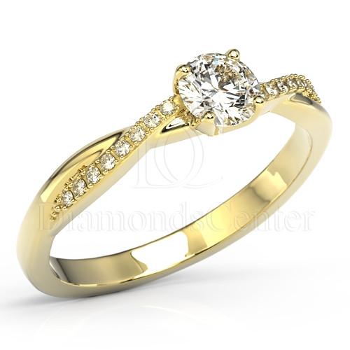 Jaki Pierścionek Zaręczynowy Wybrać Diamondscenterpl